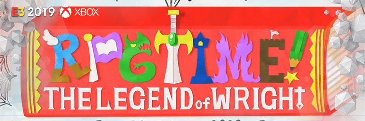 microsoft, xbox, e3 2019, RPG Time: The Legend of Wright