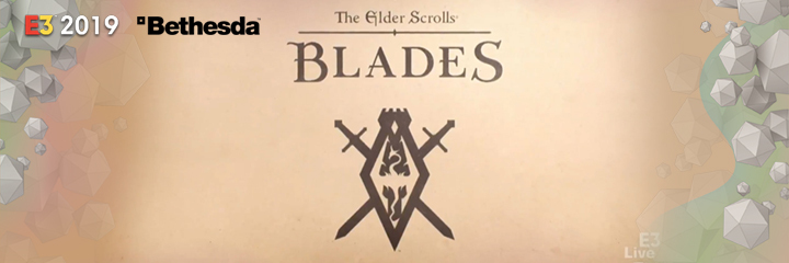 THE ELDER SCROLLS: BLADES, bethesda, e3 2019