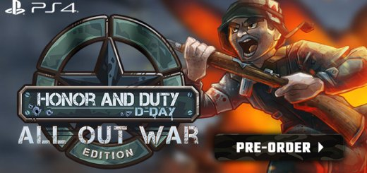 Honor and Duty: D-Day All Out War Edition, Honor and Duty D-Day All Out War Edition, PlayStation 4, PS4, Europe, release date, gameplay, features, price, trailer, pre-order, Perp Games, Perpetual Games