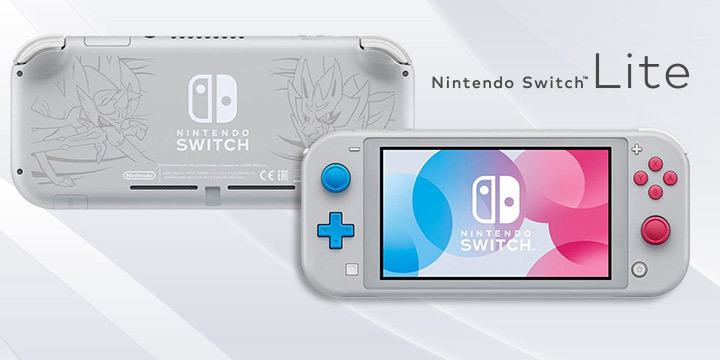 Nintendo Switch Lite, Nintendo Switch, Nintendo, reveal, trailer, features, comparison, differences, pre-order, announced, colors, special edition