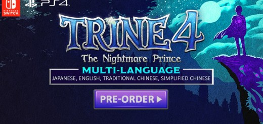 Trine 4: The Nightmare Prince [Multi-Language], Trine 4: The Nightmare Prince, English, Multi-Language, release date, gameplay, features, price, pre-order, trailer, 3goo, Japan, Switch, Nintendo Switch
