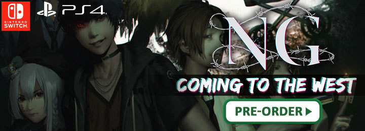 NG, Aksys Games, Nintendo Switch, Switch, PS4, PlayStation 4, release date, trailer, features, price, pre-order, US, West, North America