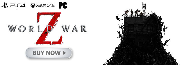 World War Z, PS4, XONE, PlayStation 4, Xbox One, US, Europe, Mad Dog Games, update, Six Skulls