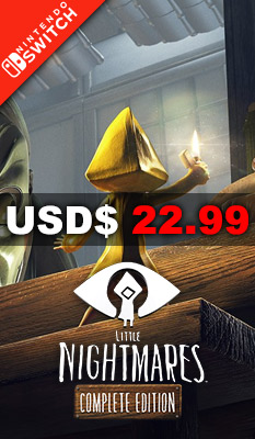 LITTLE NIGHTMARES [COMPLETE EDITION] Bandai Namco Games