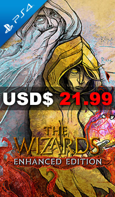 THE WIZARDS [ENHANCED EDITION] Perpetual Games