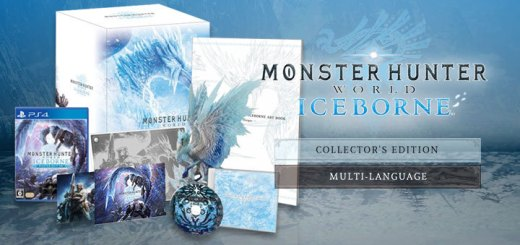 Monster Hunter World: Iceborne Master Edition, Monster Hunter World, Master Edition, PlayStation 4, Asia, PS4, Collector's Edition, Monster Hunter World, Monster Hunter World: Iceborne, Capcom, Pre-order