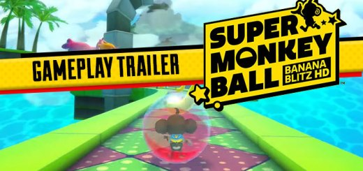 Super Monkey Ball: Banana Blitz HD, PS4, XONE,Switch, Nintendo switch, Xbox One, Playstation 4, , US, North America, EU, Europe, JP,Japan, Asia, release date, gameplay, features, price, pre-order, sega, new trailer, gameplay trailer, super monkey ball: banana blitz