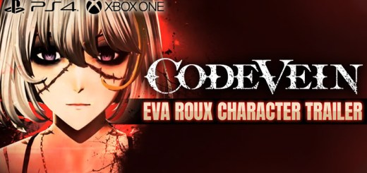 Code Vein, PS4, Playstation 4, Xbox one, XONE, US, North America, EU, Europe,Asia, Japan, JP, release date, gameplay, features, price, pre-order, bandai namco, new character, new trailer, eva roux