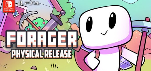 Forager, Switch, PS4, Nintendo Switch, PlayStation 4, US, Europe, Pre-order, Nighthawk Interactive
