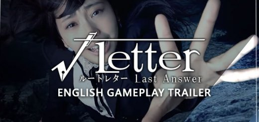 Root Letter: Last Answer, PQube, Western localization, localization, PlayStation 4, Nintendo Switch, US, Europe, English Gameplay video