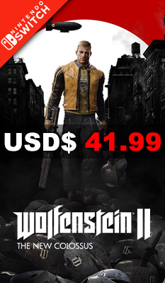 WOLFENSTEIN II: THE NEW COLOSSUS Bethesda