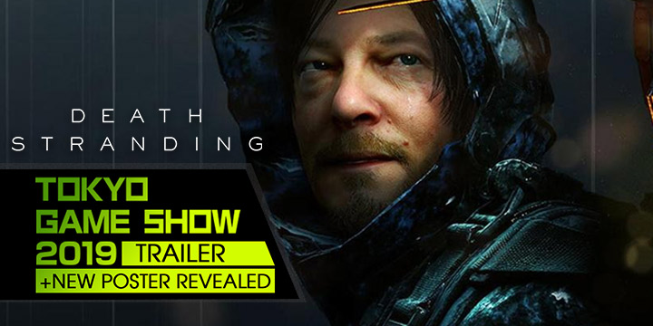 death stranding ,ps4, playstation 4 ,US, north america, eu, europe, japan, asia, release date, gameply, features, price, pre-order,kojima productions,sony interactive entertainemnt, tgs 2019 trailer, tokyo game show 2019, new trailer