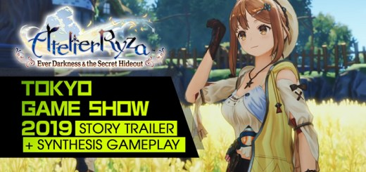 atelier ryza,ps4, playstation 4 ,switch,nintendo switch, US, north america, eu, europe, japan, jp, release date, gameply, features, price, pre-order,gust, tgs 2019 trailer, tokyo game show 2019, tgs 2019, atelier ryza: ever darkness and the secret hideout, koei tecmo