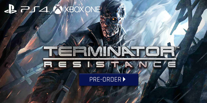 Terminator: Resistance Comes To PS4 and XONE Before This Year Ends I Pre-order Now!Terminator: Resistance