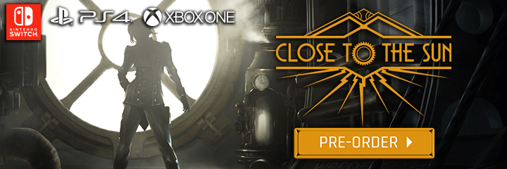 close to the sun, ps4, playstation 4, switch, nintendo switch, xone, xbox one,europe, north america, us, release date, EU, gameplay, features, price, pre-order,wired productions, storm in a teacup