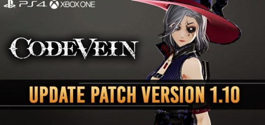 Code Vein, ps4, playstation 4 , xone, xbox one, north america,us, europe, australia,asia, japan, release date, gameplay, features, price, bandai namco, buy now, patch update, version 1.10