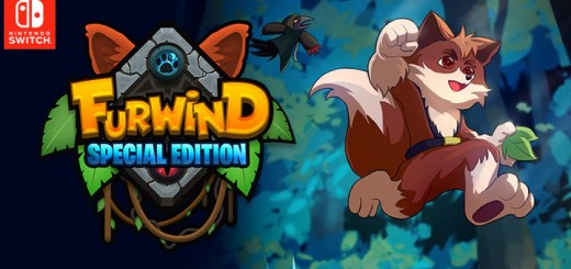 Furwind, Special Edition, Furwind [Special Edition], Nintendo Switch, Switch, Europe, Pre-order