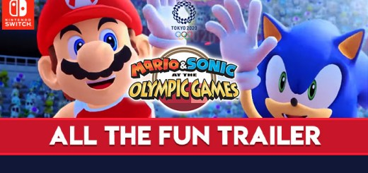 Mario & Sonic at the Olympic Games: Tokyo 2020, Tokyo Olympics 2020, Nintendo Switch, Switch, US, Europe, Japan, Asia, Pre-order, Sega, update, All The Fun, trailer