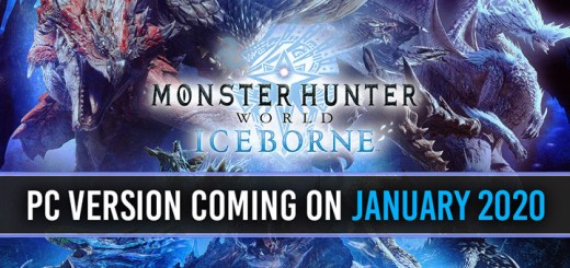 Monster Hunter World: Iceborne Master Edition, Monster Hunter World, Master Edition, PlayStation 4, Xbox One, North America, US, Japan, Asia, Europe, Capcom, update, Australia, update, PC, release date