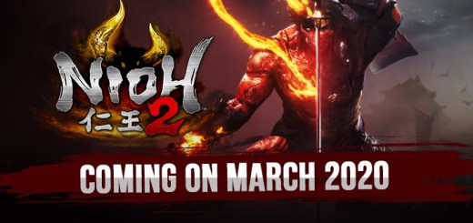 Nioh 2, Nioh, PS4, PlayStation 4, Team Ninja, US, Europe, update, release date
