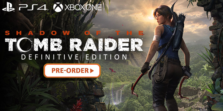Shadow Of The Tomb Raider Definitive Edition Coming This November 5
