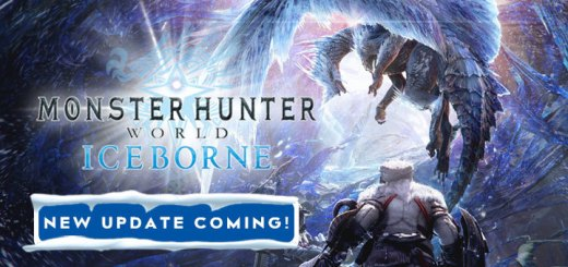 Monster Hunter World: Iceborne Master Edition, Monster Hunter World, Master Edition, PlayStation 4, Xbox One, North America, US, Japan, Asia, Europe, Capcom, update, Australia, version 11.5