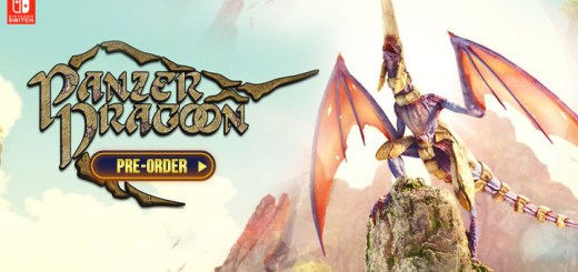 panzer dragoon, panzer dragoon remake, switch, nintendo switch,us, north america, europe, release date, gameplay, features, price, pre-order now, forever entertainment