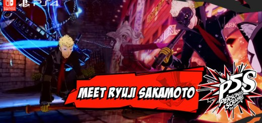 Persona 5 Scramble: The Phantom Strikers, release date, announced, PS4, Switch, PlayStation 4, Nintendo Switch, Japan, Atlus, Koei Tecmo, trailer, news, update, Persona 5, Persona 5 Scramble, Ryuji, Ryuji Sakamoto, Ryuji Sakamoto trailer