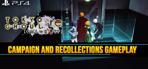 Tokyo Ghoul: re Call to Exist, ps4, playstation 4 ,asia,japan,australia, us, north america, europe release date, gameplay, features, price, pre-order now, new gameplay, campaign gameplay, recollections gameplay