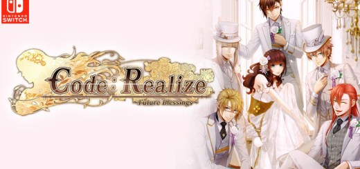 Code: Realize Future Blessings, Code: Realize ~Future Blessings~, Aksys Games, Nintendo Switch, Switch, US, Western release, localization, pre-order