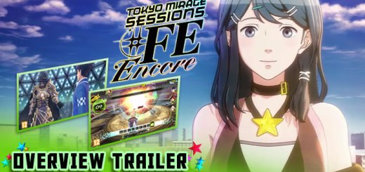 Tokyo Mirage Sessions #FE Encore, Genei Ibun Roku #FE Encore, 幻影異聞録#FE Encore, Fire Emblem, Nintendo Switch, Switch, Nintendo, US, Europe, Australia, Japan, Shin Megami, Overview trailer
