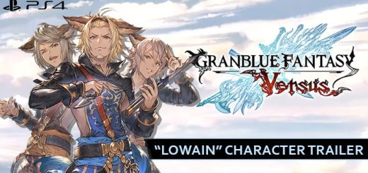 granblue fantasy versus, japan,asia, arc system works, cygames, xseed games, release date, gameplay, features, price,pre-order now, ps4, playstation 4, switch, nintendo switch, lowain character trailer