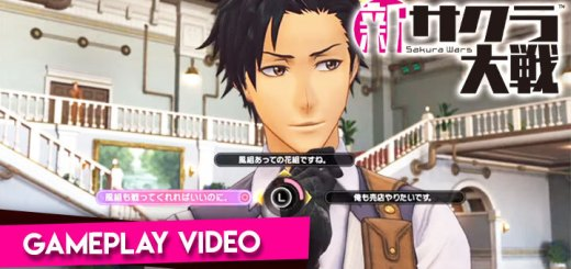 Project Sakura Wars, Sakura Wars, Shin Sakura Taisen, Japan, Asia, Chinese Subs, PS4, PlayStation 4, Sega, Pre-order, update, trailer, gameplay