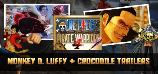 One Piece: Pirate Warriors 4, One Piece, Bandai Namco, PS4, Switch, PlayStation 4, Nintendo Switch, Asia, Pre-order, One Piece: Kaizoku Musou 4, Pirate Warriors 4, Japan, US, Europe, trailer, update, Monkey D. Luffy, Crocodile