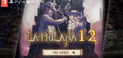 La-Mulana 1 & 2, xone, xbox one,switch, nintendo switch, ps4, playstation 4,us, north america, europe, release date, gameplay, features, price, pre-order now, nigoro, nis america