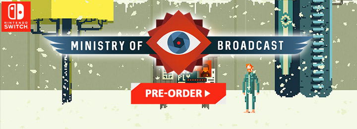 Ministry of Broadcast, switch, nintendo switch, north america, us, release date, gameplay, features, price, pre-order now, ministry of broadcast, hitcents