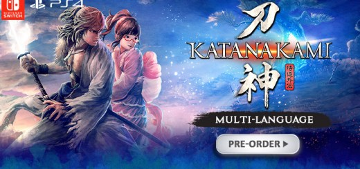 Katana Kami: A Way Of The Samurai Story, Way Of Samurai Gaiden: Katanakami, Katanakami, Acquire, Spike Chunsoft, Japan, Asia, PS4, playstation 4, Switch, Nintendo Switch, release date, gameplay, features, price, pre-order now, trailer, Multi-language, english, Japanese, Traditional Chinese