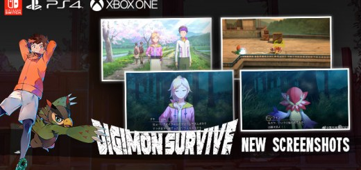digimon survive, bandai namco entertainment, witchcraft, us, north america, release date, gameplay, features, price, pre-order, ps4, playstation 4, switch, nintendo switch, xone, xbox one, game system, new screenshots, update, news