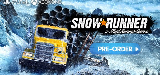 SnowRunner, MudRunner 2, Focus Home Interactive,North America, US, PS4, playstation 4, xone, xbox one,Europe,release date, gameplay, features, price, pre-order now, trailer, saber intercative