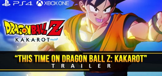 Dragon Ball Z: Kakarot,Dragon Ball Z Kakarot,Bandai Namco, japan, release date, gameplay,us, north america,australia, europe, asia, features,ps4, playstation 4,xbox one, new trailer,This Time on Dragon ball Z: kakarot trailer