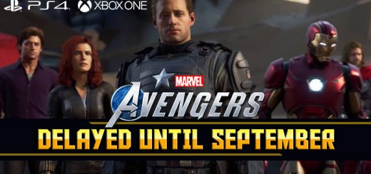 Marvel's Avengers,square enix, crystal dynamics, north america, us, europe, australia, release date delayed, gameplay, features,ps4, playstation 4,xbox one, xone, september 2020