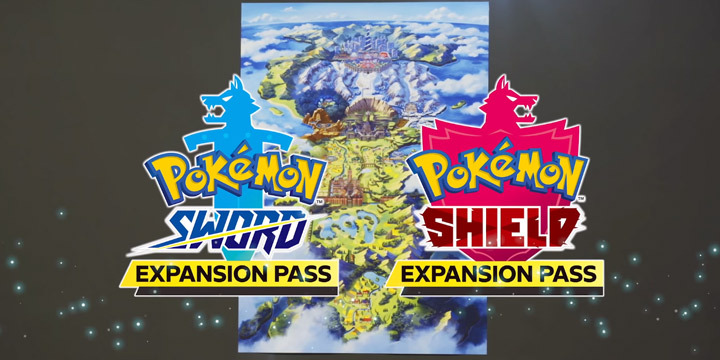 Pokemon, Game Freak, Pokemon Sword, Pokemon Shield, Pokemon Sword and Shield, news, update, Nintendo Switch, Switch, expansion pass, Pokemon Sword & Shield