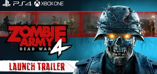Zombie Army 4: Dead War, PS4, PlayStation 4, XONE, Xbox One, Europe, North America, US, Asia, release date, features, price, pre-order now, trailer, Zombie Army IV: Dead War, Zombie Army 4 Dead War, Zombie Army 4, Rebellion