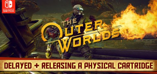 The Outer Worlds, Nintendo Switch, US, Pre-order, Switch, gameplay, features, release date, trailer, screenshots, price, Private Division, Obsidian, delayed