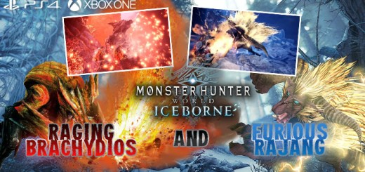 Monster Hunter World: Iceborne Master Edition, Monster Hunter World, Master Edition, PlayStation 4, Xbox One, North America, US, Japan, Asia, Europe, Capcom, update, Australia, news, roadmap, 2020 roadmap, PC, features, gameplay, price, release date, Iceborne, Raging Brachydios, Furious Rajang, Variant Monsters, free update