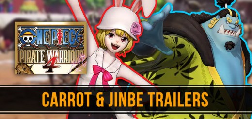 One Piece: Pirate Warriors 4, One Piece, Bandai Namco, PS4, Switch, PlayStation 4, Nintendo Switch, Asia, Pre-order, One Piece: Kaizoku Musou 4, Pirate Warriors 4, Japan, US, Europe, trailer, update, features, release date, screenshots, character trailer, Carrot, Jinbe