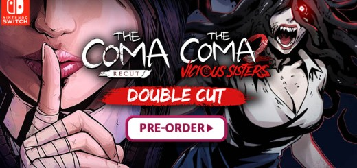 Switch, Nintendo Switch, Japan, Release Date, Gameplay, Features, Price, pre-order now, Devespresso Games, trailer, screenshots, The Coma: Double Cut, The Coma: Recut, The Coma 2: Vicious Sisters, Digerati Games, The Coma