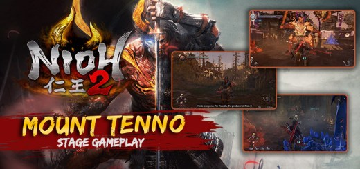 Nioh 2, Nioh, PlayStation 4, PS4, US, Pre-order, Koei Tecmo Games, Koei Tecmo, gameplay, features, release date, price, trailer, screenshots, Team Ninja, news, update, Nioh 2 special edition, special edition, mount tenno stage, mount tenno, new gameplay