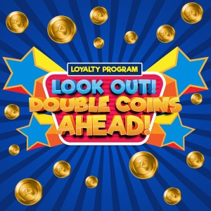 Double Coins