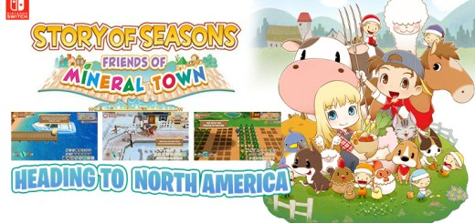 STORY OF SEASONS: Friends of Mineral Town, Harvest Moon: Friends of Mineral Town Remake, Harvest Moon, Harvest Moon: Friends of Mineral Town, Nintendo Switch, Switch, XSEED Games, gameplay, features, release date, price, trailer, screenshots, Western release, new trailer